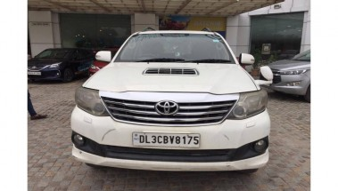 Buy Used Fortuner