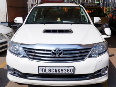 Second Hand Fortuner